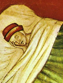Sleeping art