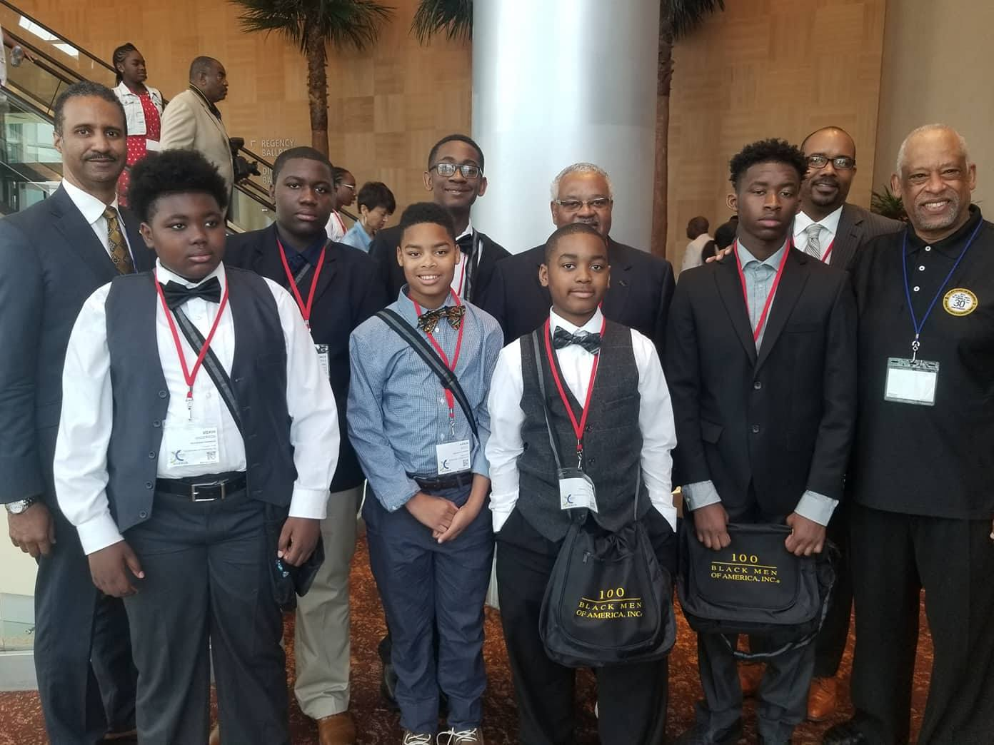 Philly 100 Youth Participants @ 2018 National Conference