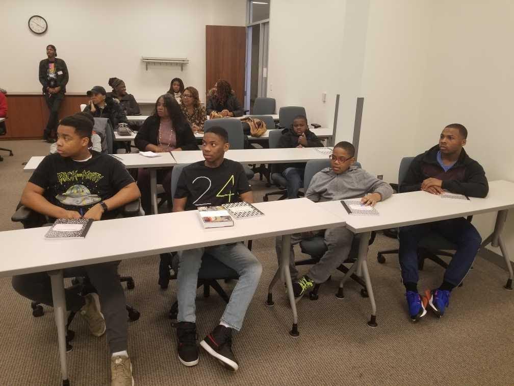 Saturday Leadership Academy