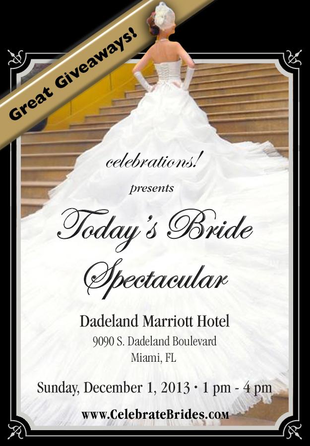 Celebrate Brides Bridal Show