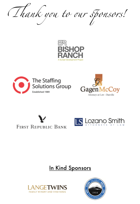 2014 Event Sponsors
