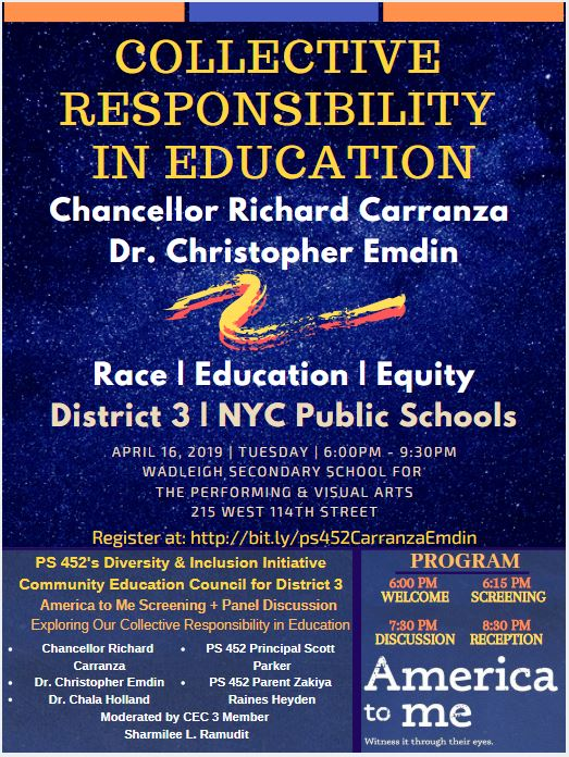 Collective Responsibility in Education with Carranza & Emdin