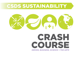 CSDS Sustainability Crash Course 2012