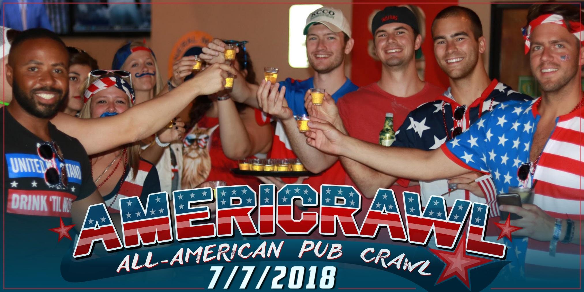 Americrawl 2018 Social City Events Columbus Ohio