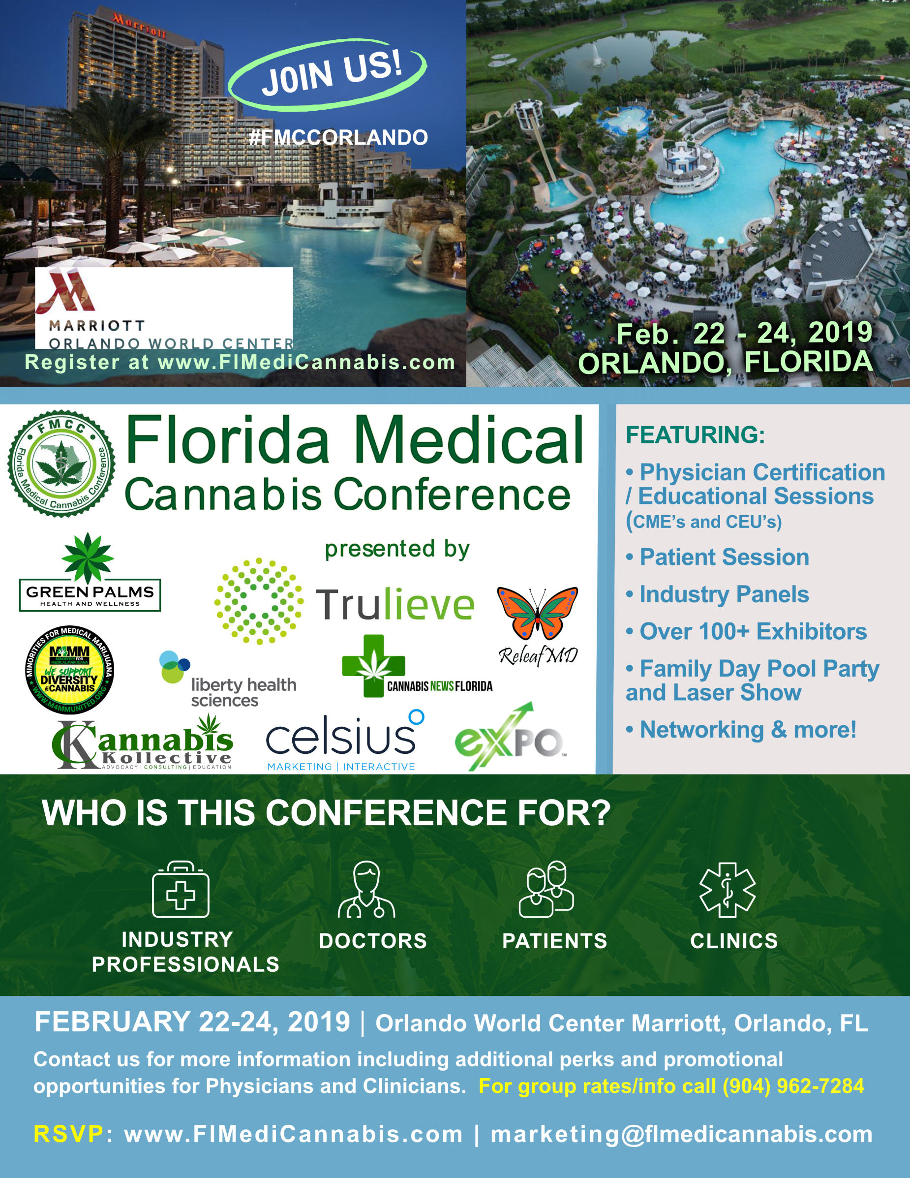 Florida's medical cannabis industry will be number one in the nation in 2019!