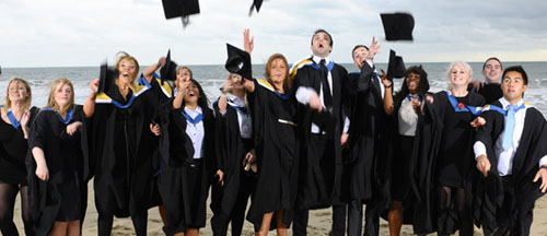 Bournemouth Graduation