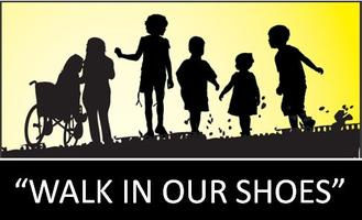 "2013 Annual ""Walk In Our Shoes"""