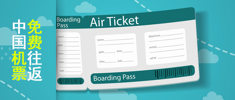Free air ticket
