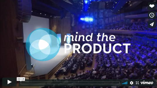 Watch the recap from Mind the Product London 2017