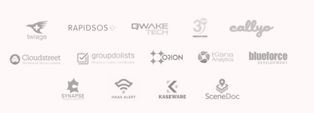 ResponderXLabs Tech Showcase Featured Presentations