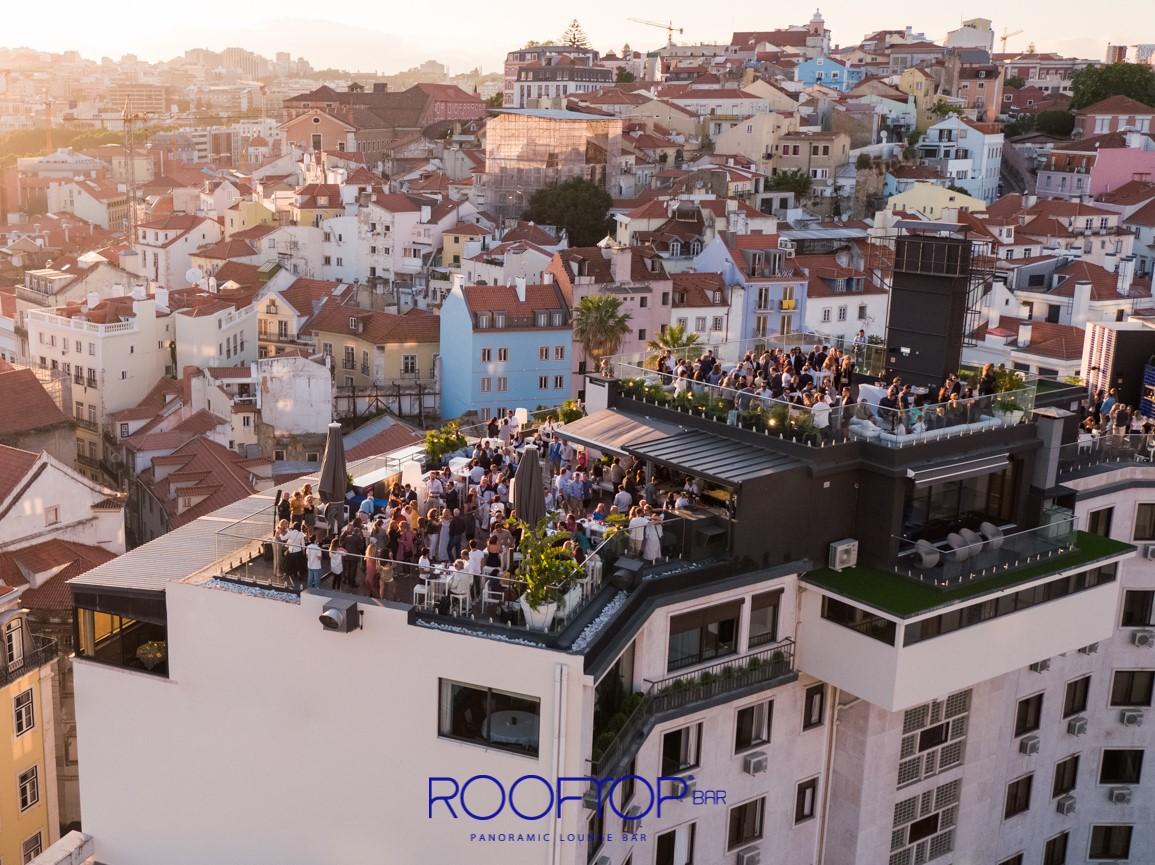 ROOFTOP Bar Mundial