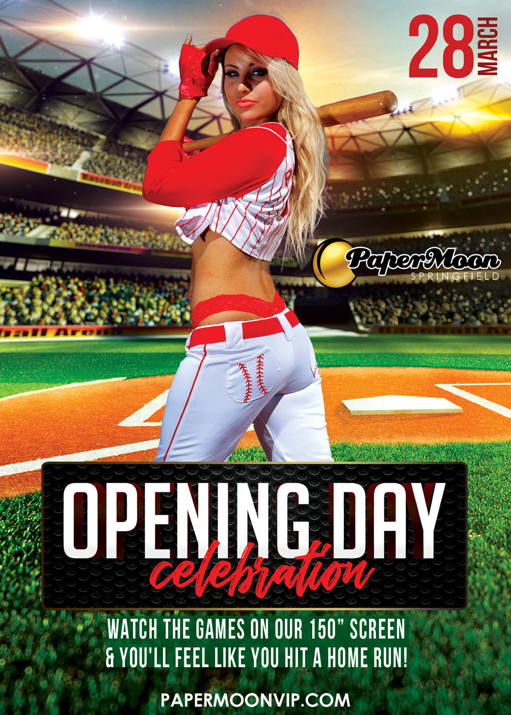 MLB Opening Day Party