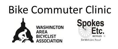 WABA/Spokes Etc. Bike Commuter Clinic