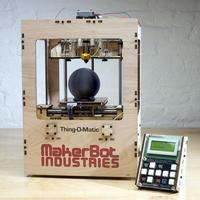 MakerBot Open Teacher Workshop - Advanced 3-D modeling...