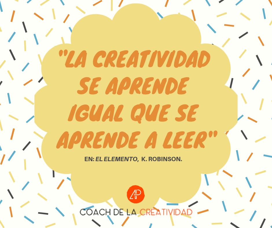 Coach de la Creatividad