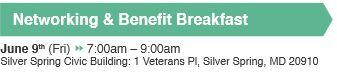 Networking & Benefit Breakfast