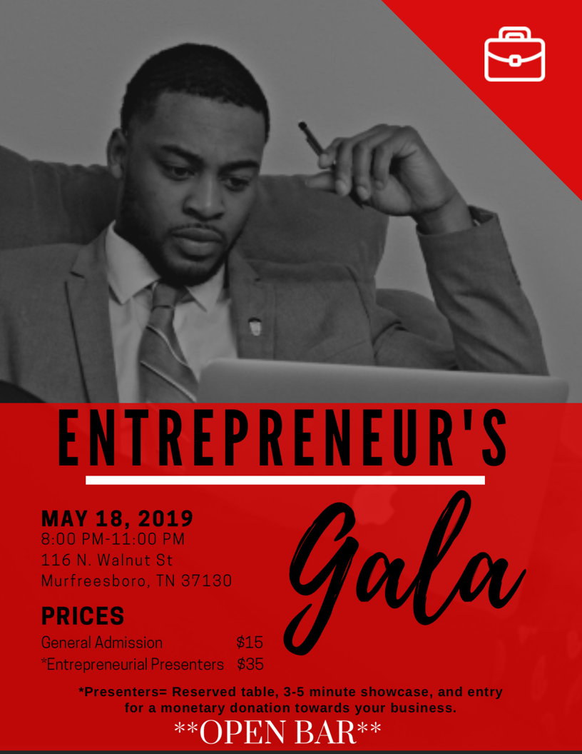 Entrepreneurs Gala!!