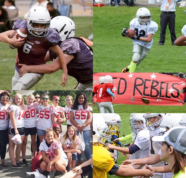 Utah Girls Tackle Football Registration