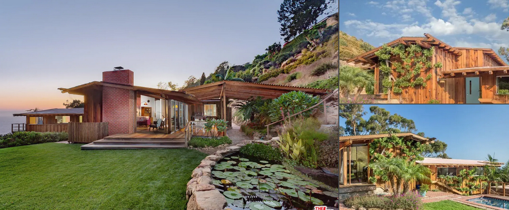 Malibu Meditation Rereat Home with Kelly Shivangi Van Gogh