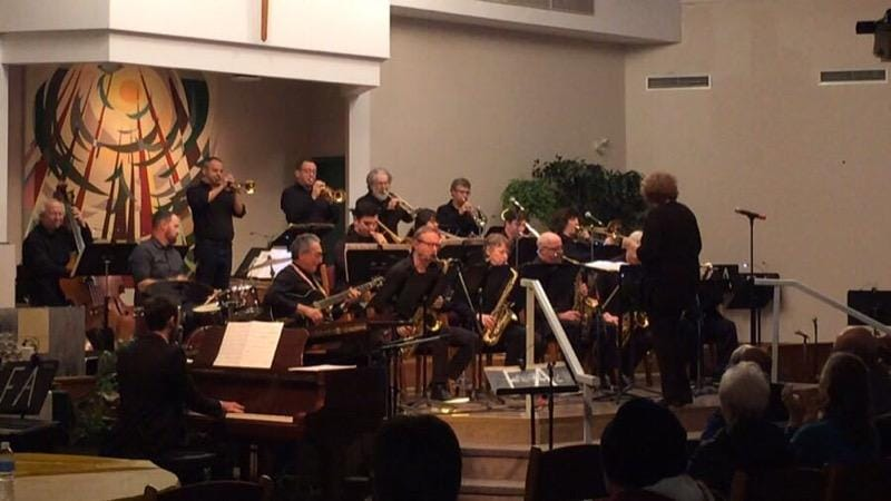 Impressions at the 2018 WestCoast Big Band Festival