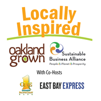 Locally Inspired: Local, Social & Sustainable Business Mixer