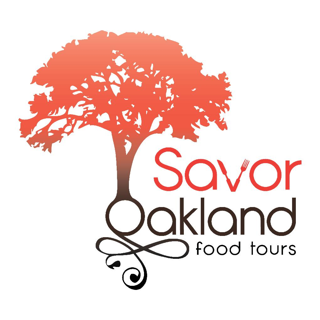 Savor Oakland Food Tours Logo