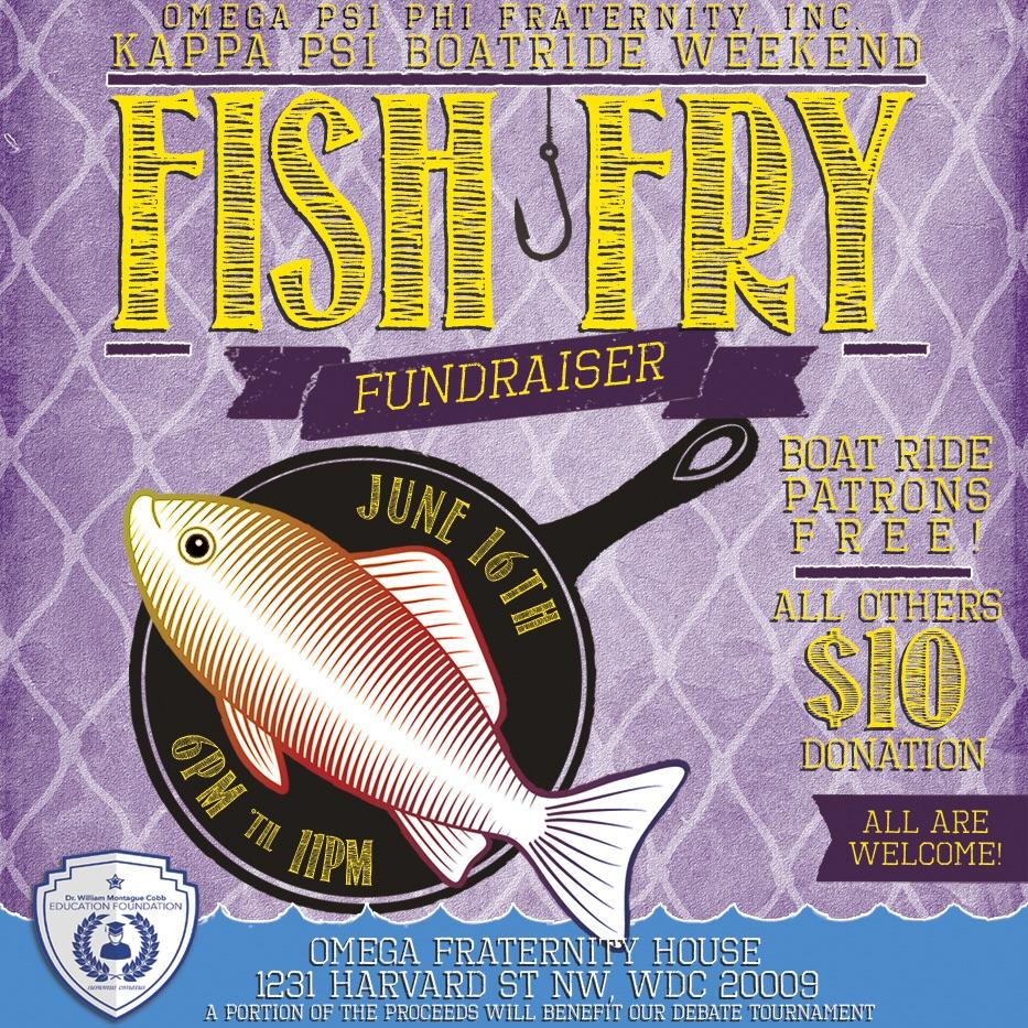 Fish Fry Flyer