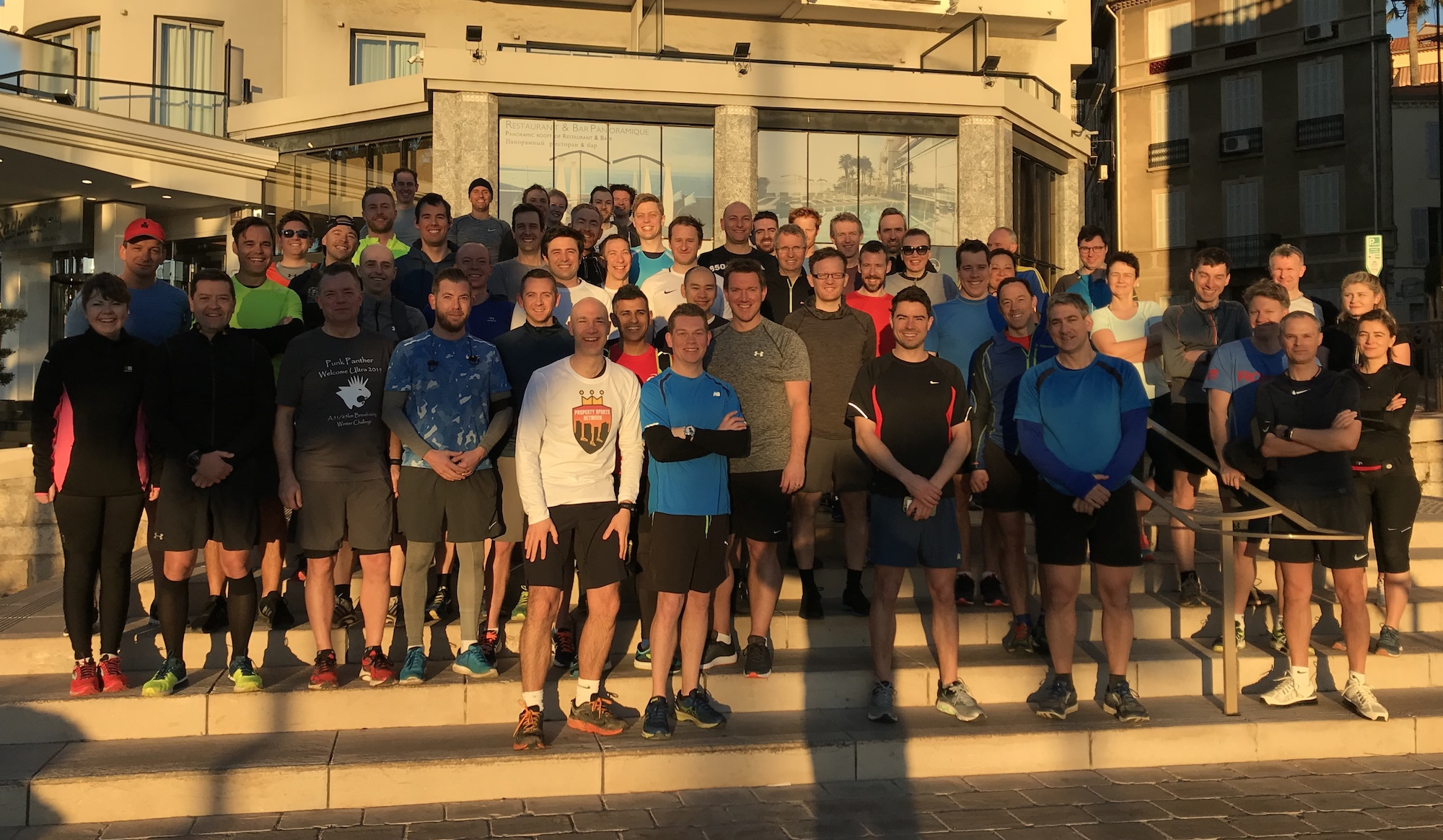 MIPIM Run Attendees in 2019