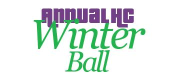 Annual 2014 HC Winter Ball
