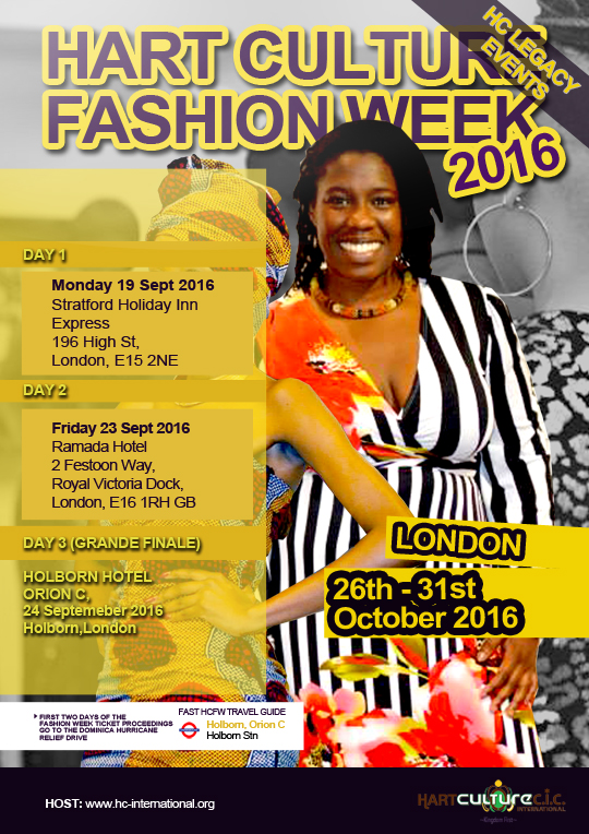 Hart Culture Fashion Week 2016