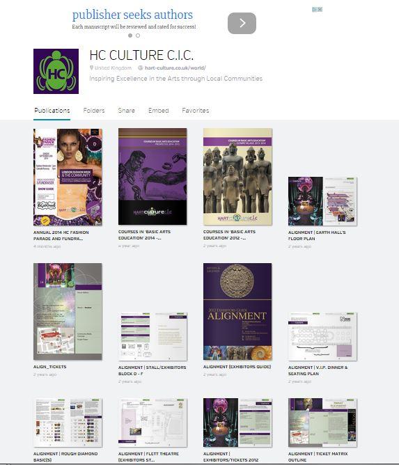 Hart Culture Publishing