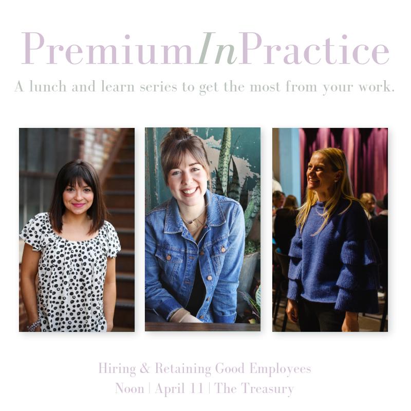 panelists for april 11 premium in practice