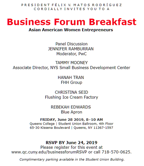 QC Business Forum