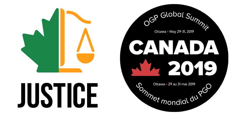 Department of Justice / Ministère de la Justice & OPG Global Summit / Sommet mondial de la PGO