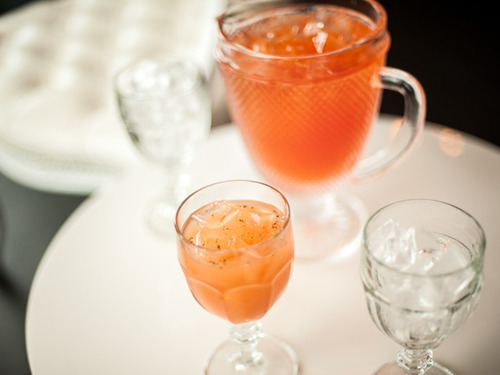 Pitcher of punch