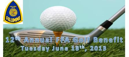 The 12th Annual FFA Golf Benefit