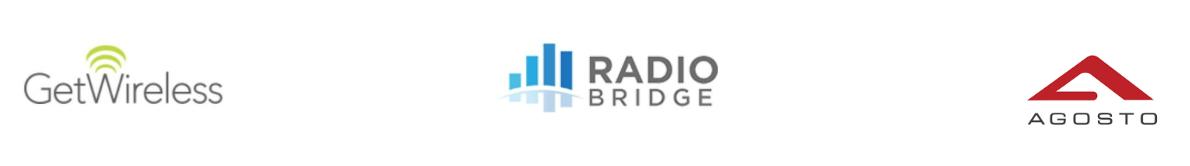 GetWireless, Radio Bridge, and Agosto