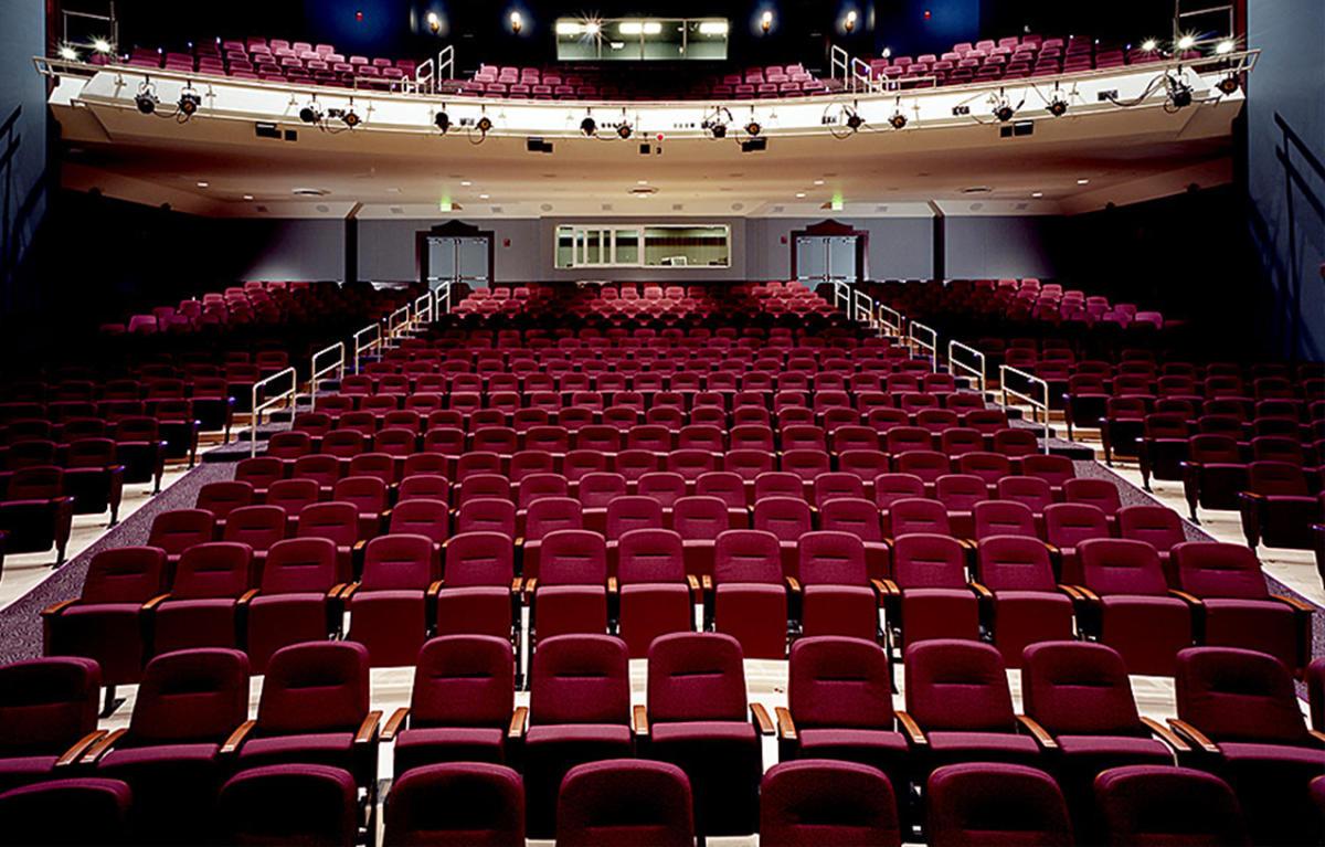 Miramar Cultural Center theater