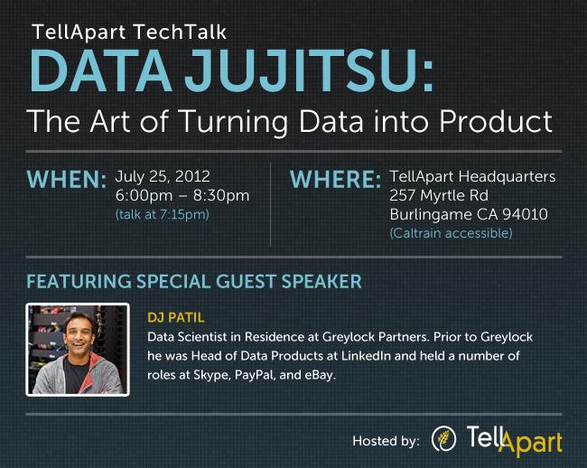 Big Data TellApart TechTalk