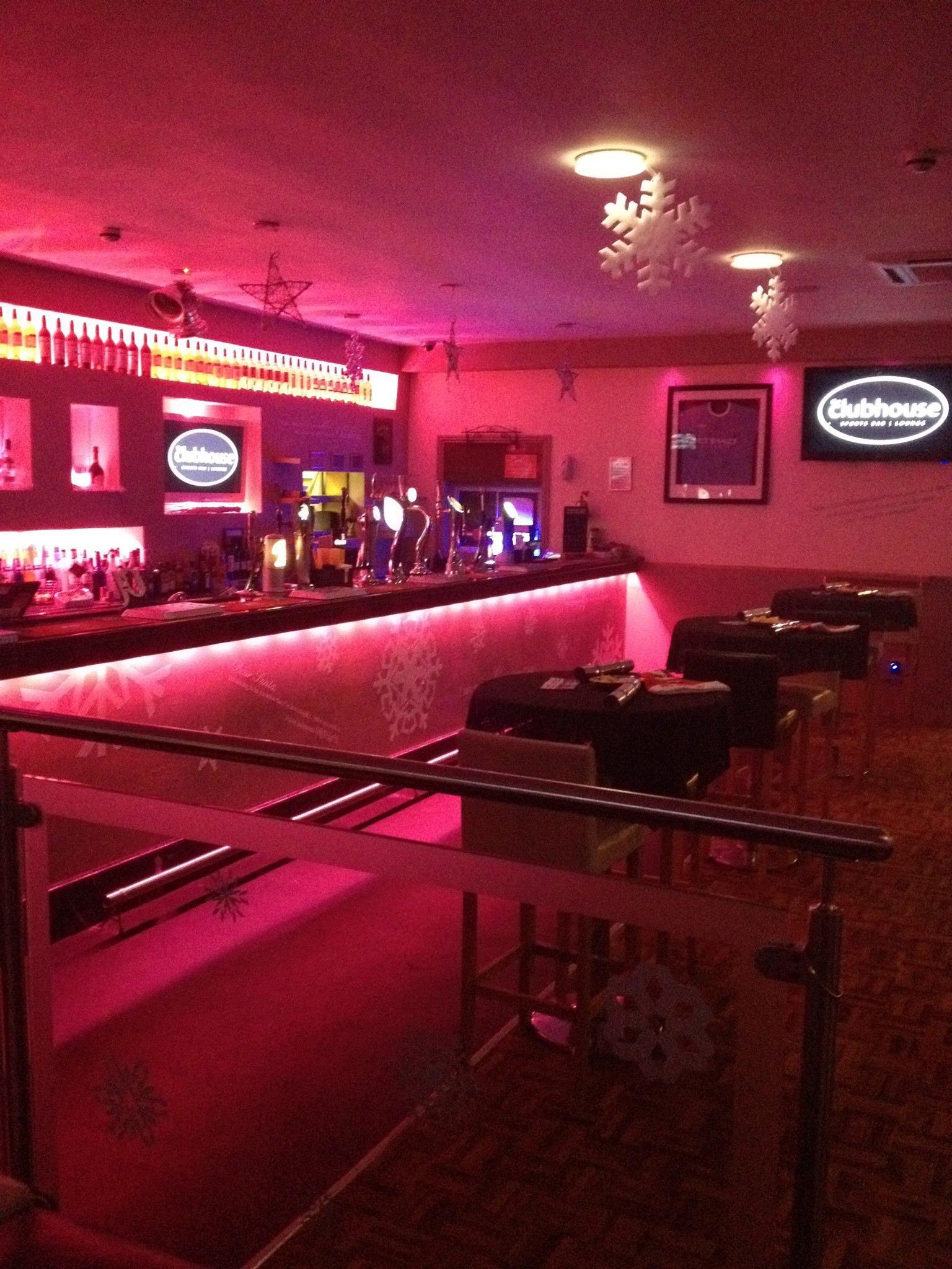 Main Bar Xmas