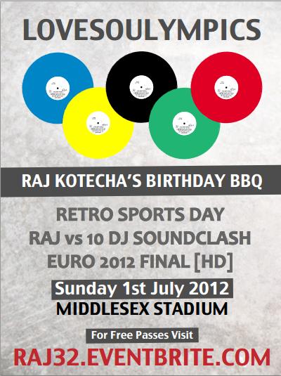 Raj Kotecha's Birthday BBQ