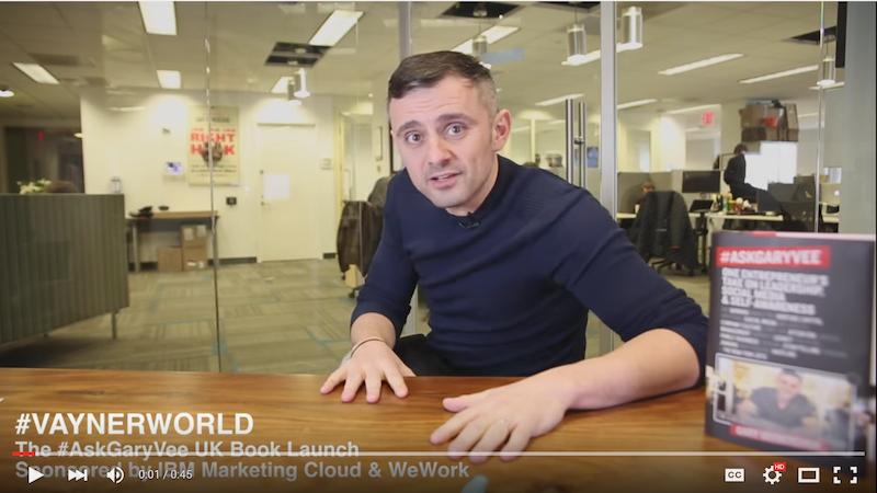 Gary Vaynerchuk Announces VaynerWorld