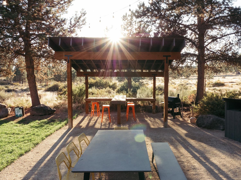Loge Outdoor Kitchen