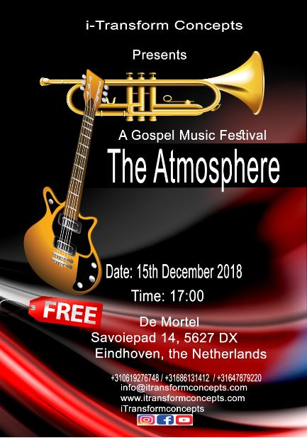 The Atmosphere 2018