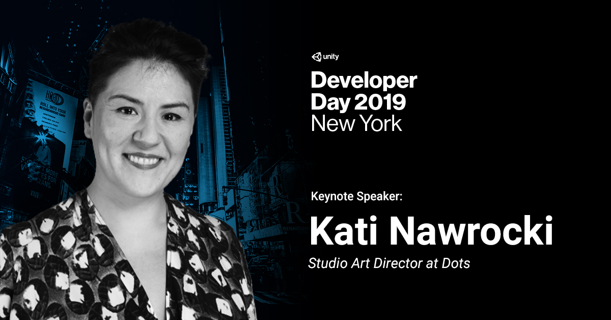 Kati our Keynote Speaker