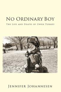 No Ordinary Boy book cover