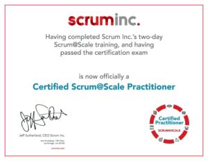 CertificateS@S