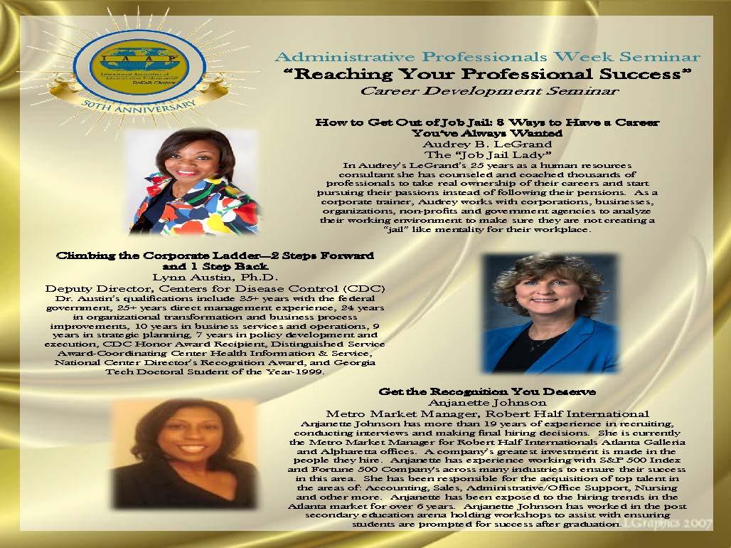APW 2013 Speakers