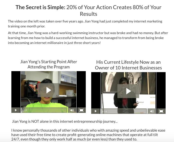 real internet secrets plus