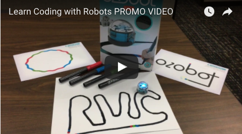 Watch Ozobot Follow RVC